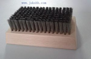 Wire Brush for Cleaning The Ceramic Anilox Roller pictures & photos