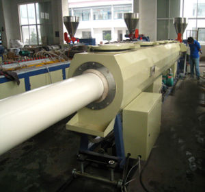 PVC Pipe Extrusion Line/Production Line pictures & photos