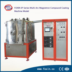 Magnetron Plasma Sputtering Machine for Watch Jewelry Coin pictures & photos