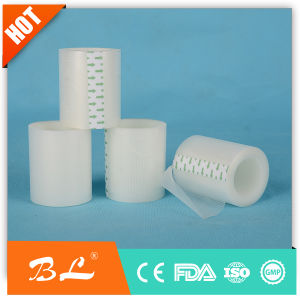 2017 Chinese Manufacturer Ce, ISO, FDA Approved Medical, Waterproof Transparent PE Tape pictures & photos