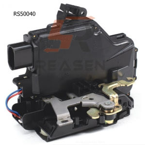 RS Skoda Octavia MK3 Door Lock Mechanism Locking Motor Actuator Rear Left 7L0839015