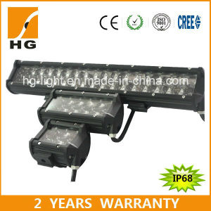 288W 50 Inch off Road 4X4 Curved LED Light Bar pictures & photos