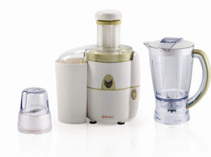 Stainless Steel Spinner Geuwa 450W Blender Juicer Food Processor pictures & photos