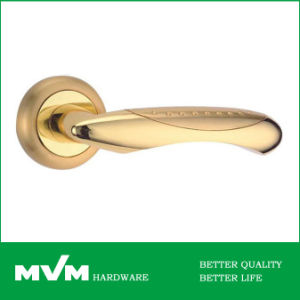 Hot Sale Z1217e5 Zinc Alloy Door Handle Wenzhou pictures & photos