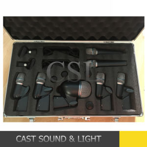 CSL Beta Dmk7-XLR7 Multi-Function Drum Wire Microphone pictures & photos