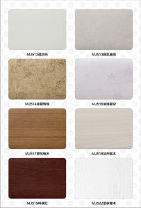 Home Wall Decor New Material Waterproof WPC Panel (CX-55A) pictures & photos