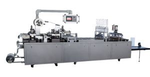 Plastic and Paper Blister Packing Machine pictures & photos