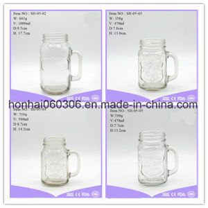Cocktail Drinking Jar pictures & photos