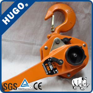 Customized Overload Small Winch Lever Hoist pictures & photos