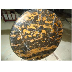 Natural Stone Round Table Top for Sale pictures & photos