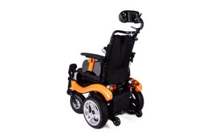 Newest Power Wheelchairs with Al Frame pictures & photos