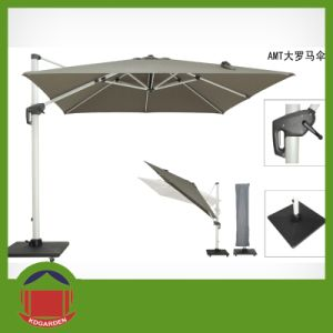 Professional Polyester Outdoor Parasol Wholesale pictures & photos