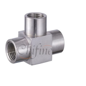 Pipe Fittings Valve Part Stainless Steel Silica Sol Casting pictures & photos