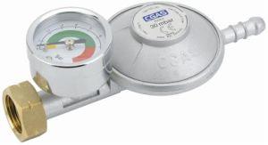 LPG Euro Low Pressure Gas Regulator with Gauge (C31G02U30) pictures & photos
