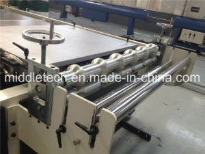 Plastic Wave/Glazed Roofing Tile Roller Forming Machine pictures & photos