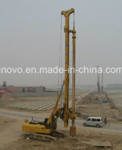 Pile Driver Rig for 40m depth 1m diameter pictures & photos