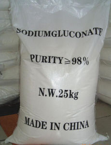Industrial Grade Sodium Gluconate Used for Steel Surface Cleaning Agent pictures & photos