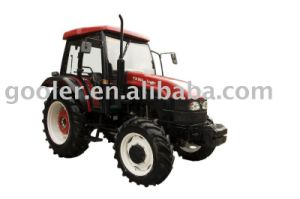 Ts904 Wheeled Tractor with Cabin pictures & photos