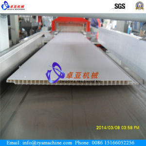 PVC Ceiling Board Interior Decoration Panel Making Machine pictures & photos