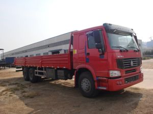 Sinotruck HOWO 6X4 Cargo Truck pictures & photos