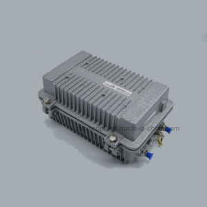 CATV Optical Line Amplifier with 2 Way Output 220V pictures & photos