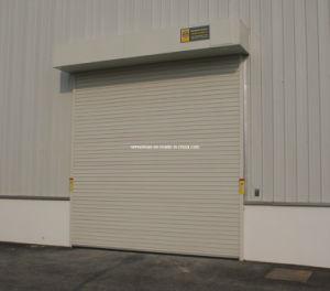 Rolling Shutter Door -8 / CE Certifed pictures & photos