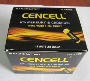 IEC Standard Alkaline Battery AA/Lr6/Am3 pictures & photos