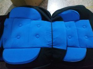 Block Velvet Seat Cover pictures & photos