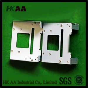 CNC Precision Metal Stamping Machined Parts with Galvanized Sheet pictures & photos