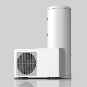 Air to Water Heat Pump Water Heater 7kw pictures & photos