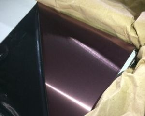 Cold Rolled Stainless Steel Sheet (Colour Sheet) pictures & photos