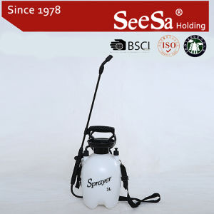 5L Garden Manual Hand Pressure Compression Backpack Pump Sprayer (SX-CS5J) pictures & photos