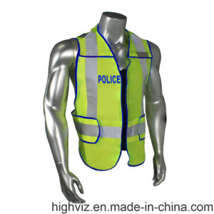 High Quality Reflective Vest with ANSI07 (PL-003) pictures & photos