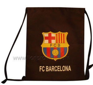 European Football Club Fans Souvenir Gift Draw String Bag pictures & photos