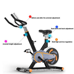 Hot Sale Exercise Bike with Monitor pictures & photos