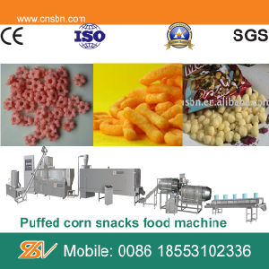 Healthy Chinese Snacks Making Machine pictures & photos