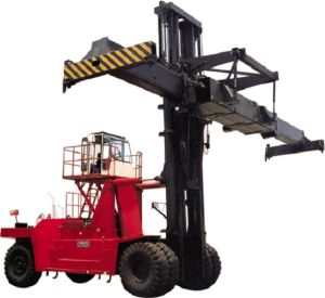 45ton Haevy Duty Container Forklift Truck pictures & photos