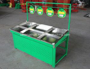 Supermarket Gondola Shelf Shelving for Fruits & Vegetables pictures & photos