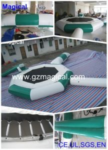 Great Quality Inflatable Trampoline (MIC-577) pictures & photos