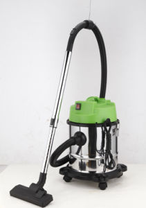 Wet and Dry Vacuum Cleaner/Green