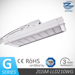 Manufacturer, 210W LED Street Lights and Meanwell Driver pictures & photos