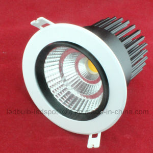 CE Approved 5W/7W/15W/20W/30W/40W COB LED Ceiling Down Lighting pictures & photos