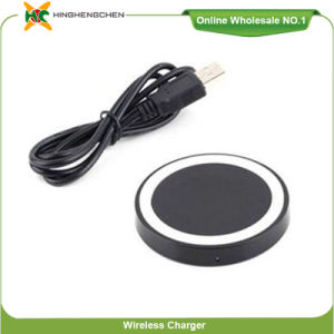 Cheap Mobile Phone OEM Wireless Charger for Samsung pictures & photos