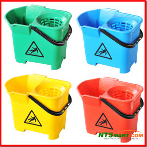 Plastic Mop Bucket With Wringer (01090700000510) pictures & photos
