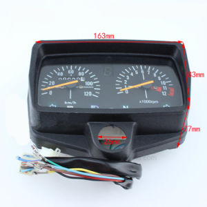 Ww-7210 Cg125 Motorcycle Instrument, 12V, ABS Speedometer pictures & photos