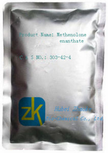 Muscle Building Steroids Methenolone Enanthate 99% pictures & photos