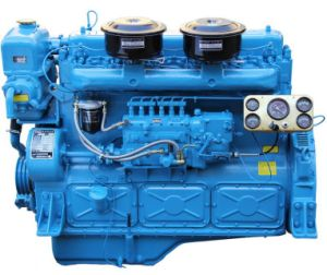 Nantong 6135 Marine Diesel Engine for Fishing Boat (100kw~150kw) pictures & photos