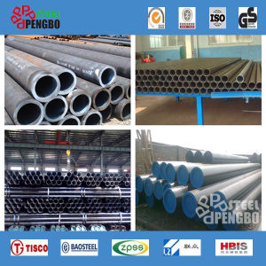 ASTM A335 A213 Alloy Steel Seamless Pipe Tube pictures & photos