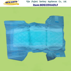 Baby Diapers with Fully Covered Green Adl (BD02DXADLF) pictures & photos