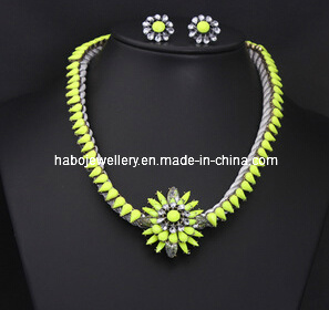 Shourouk Style Fashion Jewelry Set/Fashion Jewelry (XJW13201) pictures & photos